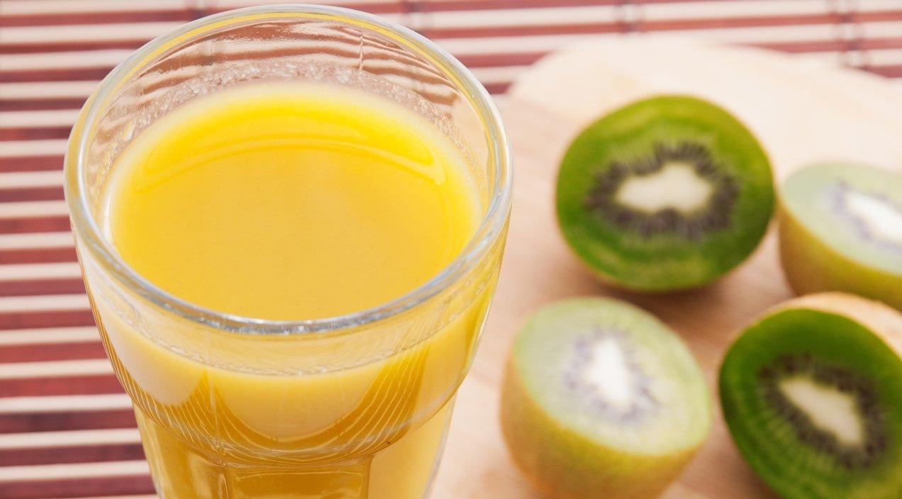 Perdere peso con i succhi di frutta naturali