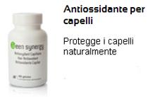 Antiossidante per capelli