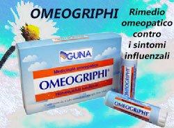 Omeogriphi - contro l'influenza