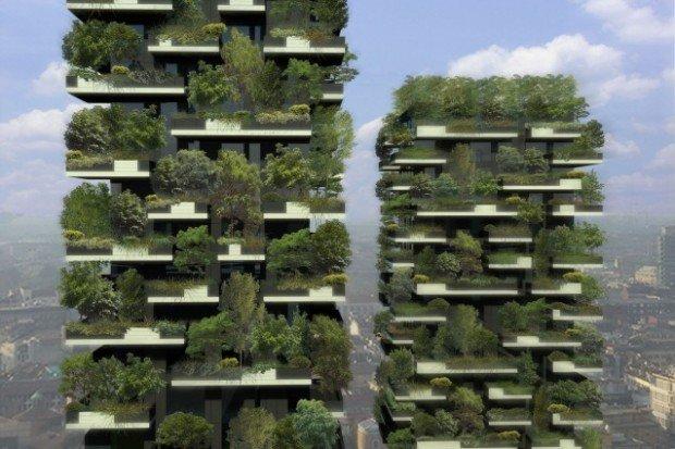 Foresta Verticale Milano