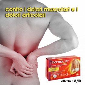 Thermcare schiena offerta