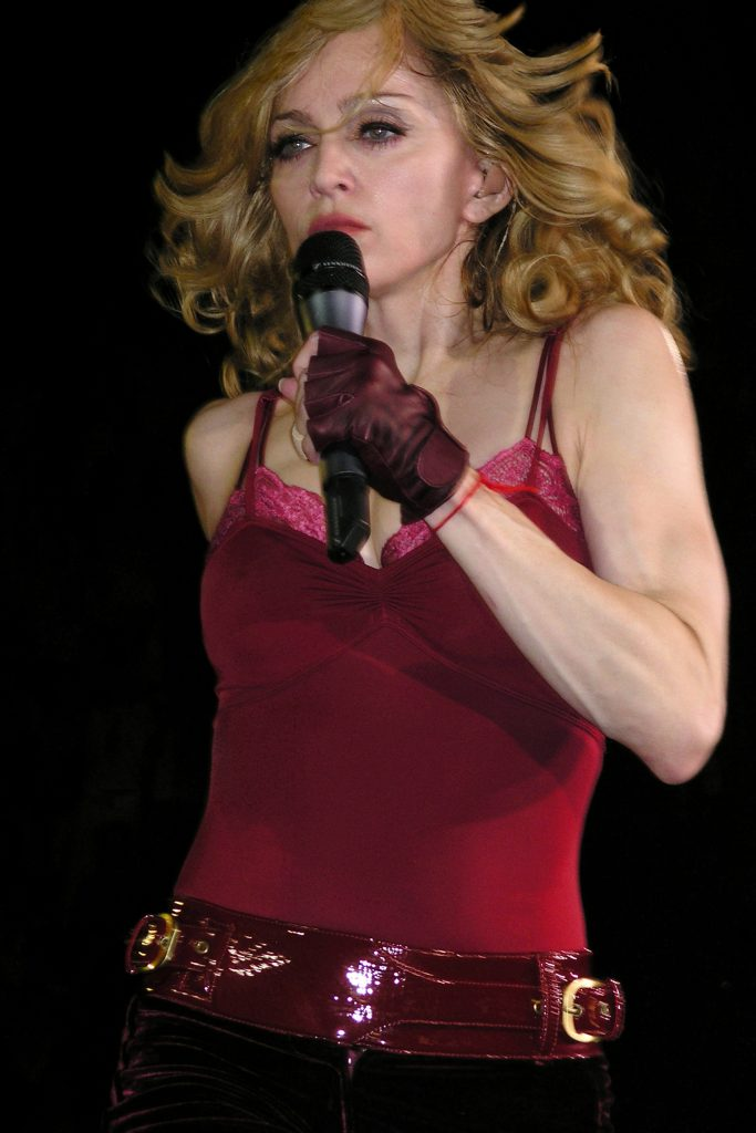 Madonna Confessions Tour in Bercy