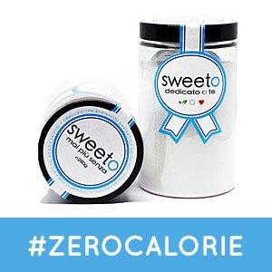 Dolcificante naturale con zero calorie