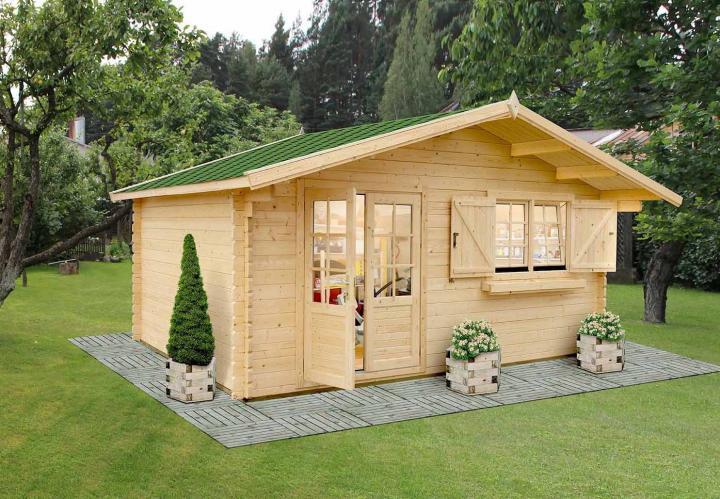 Casetta In Giardino Permessi : Guida pratica per la scelta delle casette in legno da giardino