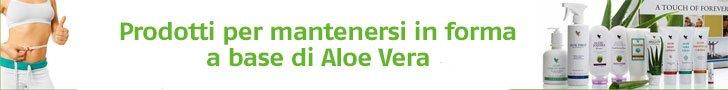 Prodotti Aloe Vera Forever Living
